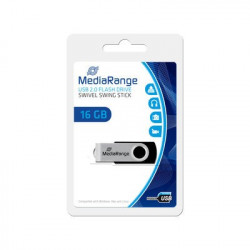 MediaRange USB Flash Drive, 16GB