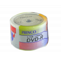 Princo DVD-R 16X Speed- 120m - Pack 50