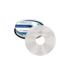 MediaRange DVD+R Double Layer 8.5GB 240min 8x speed, Cake 10