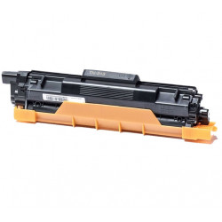 BROTHER TN247 TN243 NEGRO CARTUCHO DE TONER GENERICO TN-247BK TN-243BK (CON CHIP)