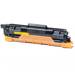 BROTHER TN247 TN243 AMARILLO CARTUCHO DE TONER GENERICO TN-247Y TN-243Y (CON CHIP)