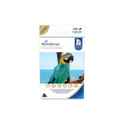 MediaRange 100x150mm Photo Paper Cards for inkjet printers, high-glossy coated, 150g, 50 sheets