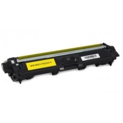 BROTHER TN241/245 YELLOW TONER COMPATIBLE