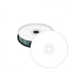 Mini CD-R 200MB 22min 24x speed, inkjet fullsurface printable, Cake 10