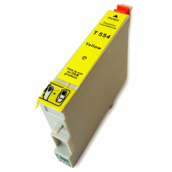 Ink Epson T0554 Yellow Compatible